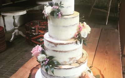 The Naked Cake