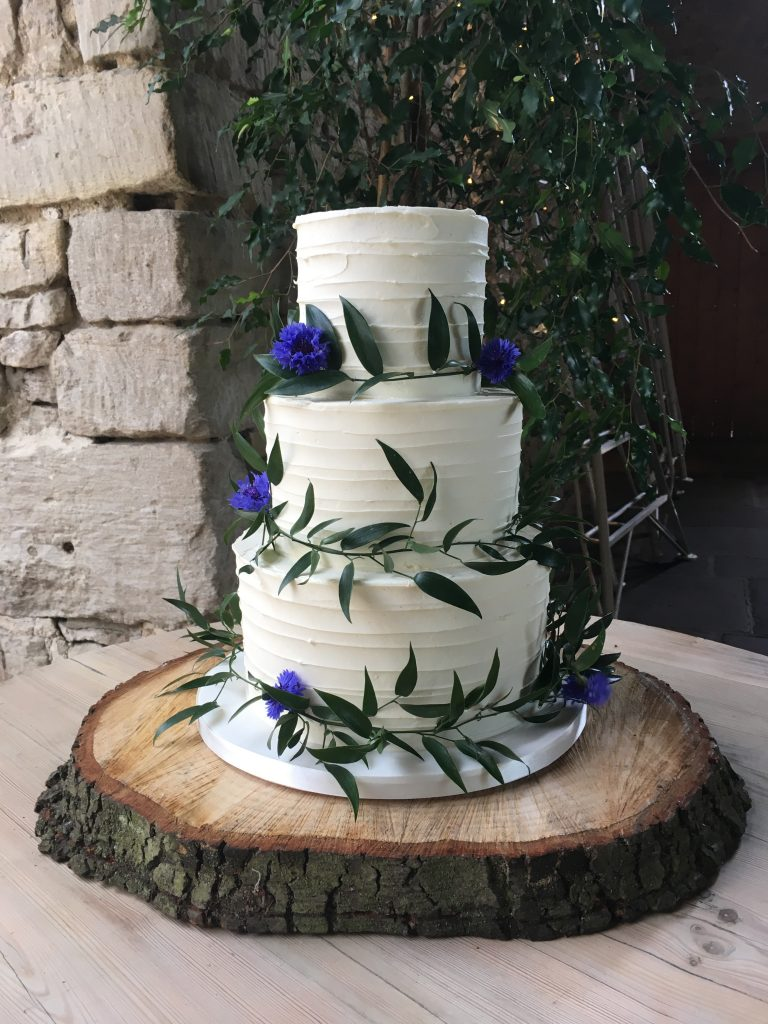 Cornflower Buttercream