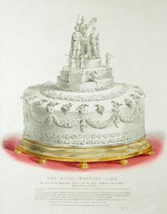 A short History of the Wedding Cake